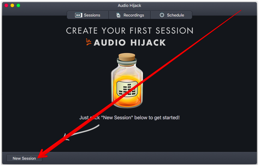 "Audio Hijack ""New Session"""
